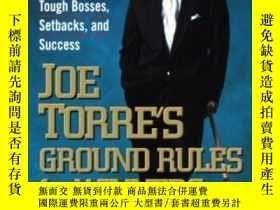 二手書博民逛書店Joe罕見Torre s Ground Rules For WinnersY255562 Joe Torre