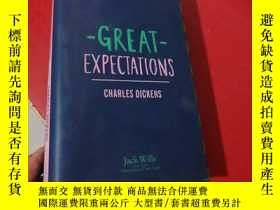 二手書博民逛書店GREAT罕見EXPECTATIONS CHARLES DICK