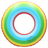 游泳圈成人男女加厚充氣救生圈學游泳浮圈加大兒童腋下圈大人泳圈·IfashionYTL