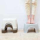 家用塑料小板凳浴室矮凳加厚小塑料凳幼兒園小方凳子 - 風尚3C