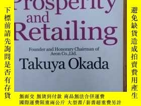二手書博民逛書店Peace,罕見Prosperity and Retailing