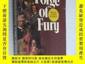 二手書博民逛書店Forge罕見of Fury 三面刷紅Y146810 Jack