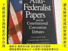 二手書博民逛書店The罕見Anti-Federalist Papers and