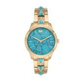 MICHAEL KORS紐約個性時尚設計腕錶MK6670