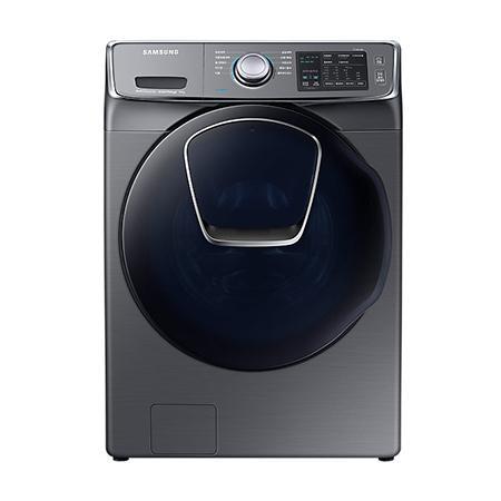 結帳現折 110/5/30前回函抽吸塵器 Samsung 三星 WD19N8750KP 19kg 洗脫烘 洗衣機 AddWash 潔徑門系列