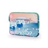 義大利 Papinee Cat Tablet Case Small 日本 貓咪 iPad Mini 防護袋
