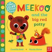 Meekoo And The Big Red Potty 米庫上廁所 硬頁音效書