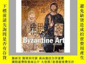 二手書博民逛書店【罕見】1999年Byzantine Art236371 Dur