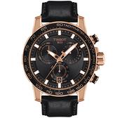 TISSOT天梭 Supersport 計時手錶-45.5mm T1256173605100