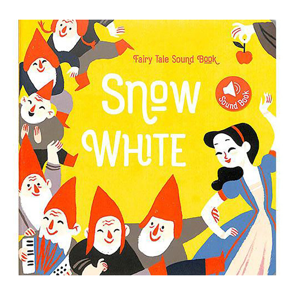 Snow White Fairy Tale Sound Book 白雪公主有聲書