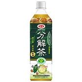 愛之味 健康の油切分解茶-1000ml/12瓶/箱 [免運]