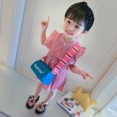 童裝女寶寶洋裝女童夏季公主裙01-2-3周歲嬰兒夏裝兒童小童裙子【全館免運八五折】