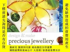 二手書博民逛書店Precious罕見Jewellery from Plastic