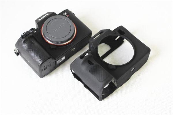 雙十一狂歡購 索尼A73 A7RM3 A7R3 III A73 A7M3 A7III微單相機硅膠套 保護皮套