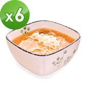 樂活e棧 低卡蒟蒻麵 燕麥拉麵+濃湯(共6份)