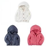毛線針織加厚寶寶外套 嬰兒長袖保暖大衣 LZ11741 好娃娃