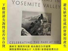 二手書博民逛書店Ansel罕見Adams In Yosemite Valley: Celebrating The Park At