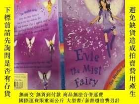 二手書博民逛書店evie罕見the mist fairy: evie 霧精靈Y200392