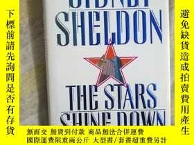 二手書博民逛書店SIDNGY罕見SHCLDON THE STARS SHINC