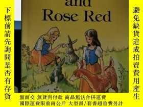 二手書博民逛書店Snow罕見White and Rose RedY276527