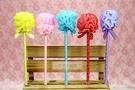 一定要幸福哦~~花球造型筆、婚禮小物、送客禮、二次進場