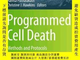 二手書博民逛書店Programmed罕見Cell Death Methods a