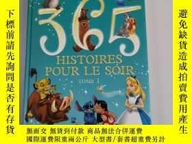 二手書博民逛書店365罕見HISTOIRES POUR LE SOIR TOME