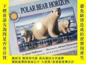 二手書博民逛書店POLAR罕見BEAR HORIZONY198833