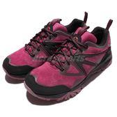 Merrell 戶外鞋 Capra Bolt Leather WTPF 運動 越野 快乾 慢跑 紫 黑 女鞋【PUMP306】 ML36796