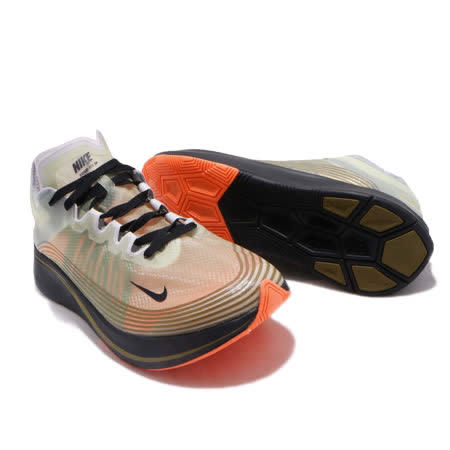 NIKE 男慢跑鞋 NIKE ZOOM FLY SP - AJ9282200 (20192) 【MS】