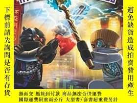 二手書博民逛書店LEGO罕見忍者系統 Attack of the Nindroi