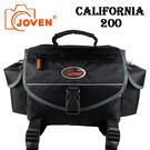 JOVEN 加州 200 CALIFORNIA 200 相機包 專業攝影包 攝影包 可容一機三鏡 附防雨罩