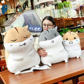 可愛倉鼠公仔布娃娃玩偶韓國毛絨玩具