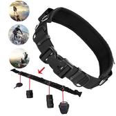 相機腰帶 多功能置物單反相機攝影腰帶 鏡頭包固定腰掛扣 登山運動伴侶新年提前熱賣