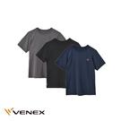 【新品上架】VENEX Refresh輕呼吸系列 男生短袖上衣 休閒 高彈性布料