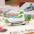 PGS7 日本迪士尼系列商品 - 樂園 限定 小車 - 巴斯光年 太空梭 玩具總動員 多美 小汽車【STD7830】