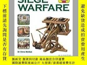二手書博民逛書店Siege罕見Warfare Manual (damaged)-攻城戰手冊(損壞)Y414958 出版2