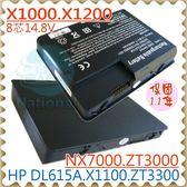 HP 電池-惠普 電池-NX7000,NX7010,DG103A,DL615A,HP337607-001 系列 COMPAQ 電池