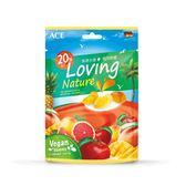 【ACE】熱帶水果植物軟糖 36公克