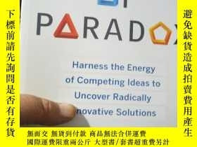 二手書博民逛書店Power罕見of Paradox: Harness the E
