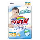 《GOO.N》 日本大王紙尿褲境內版(M64片x4包)/箱-箱購