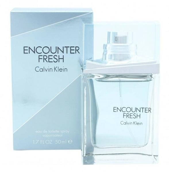 Calvin Klein CK Encounter Fresh 邂逅 清新 男性淡香水 50ml【七三七香水精品坊】