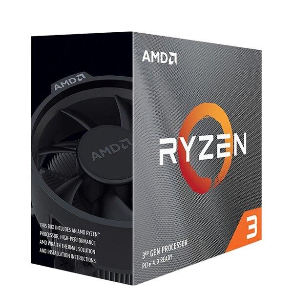 AMD Ryzen 3 3300X (R3-3300X)中央處理器