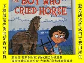 二手書博民逛書店TERRY罕見DEARY S GREEK TALES THE BOY WHO CRIED HORSEY3806
