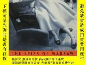 二手書博民逛書店阿蘭•福斯特罕見The Spies of Warsaw by A