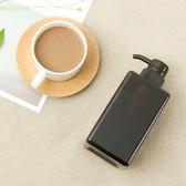 ◄ 生活家精品 ►【N324】方形按壓分裝瓶650ML 沐浴 替換瓶 旅行 分裝 小巧 浴室 廁所 居家 家用