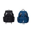 【南紡購物中心】~雪黛屋~KANGOL 後背包大容量可A4資料夾主袋+外袋共四層進口防水水晶布材質