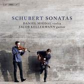 【停看聽音響唱片】【SACD】舒伯特:小提琴與吉他奏鳴曲集 凱米二重奏