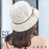 【618好康又一發】漁夫帽女夏日系文藝休閒
