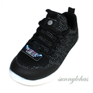 SKECHERS 童鞋 燈鞋 ENERGY LIGHTS STREET 可充電-90642LBLK 黑 [陽光樂活]